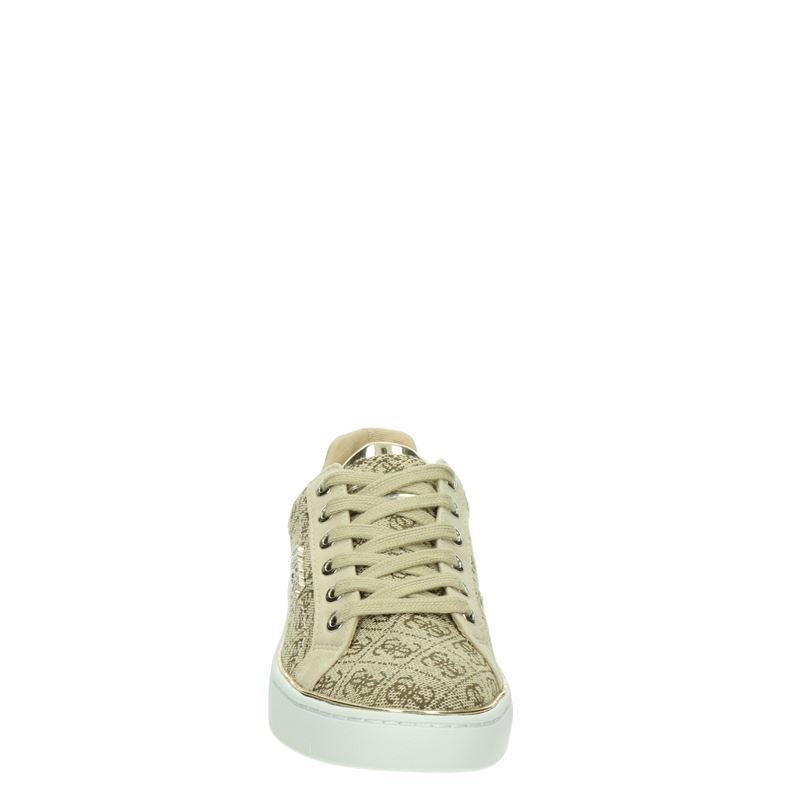 Guess Beckie - Lage sneakers - Bruin