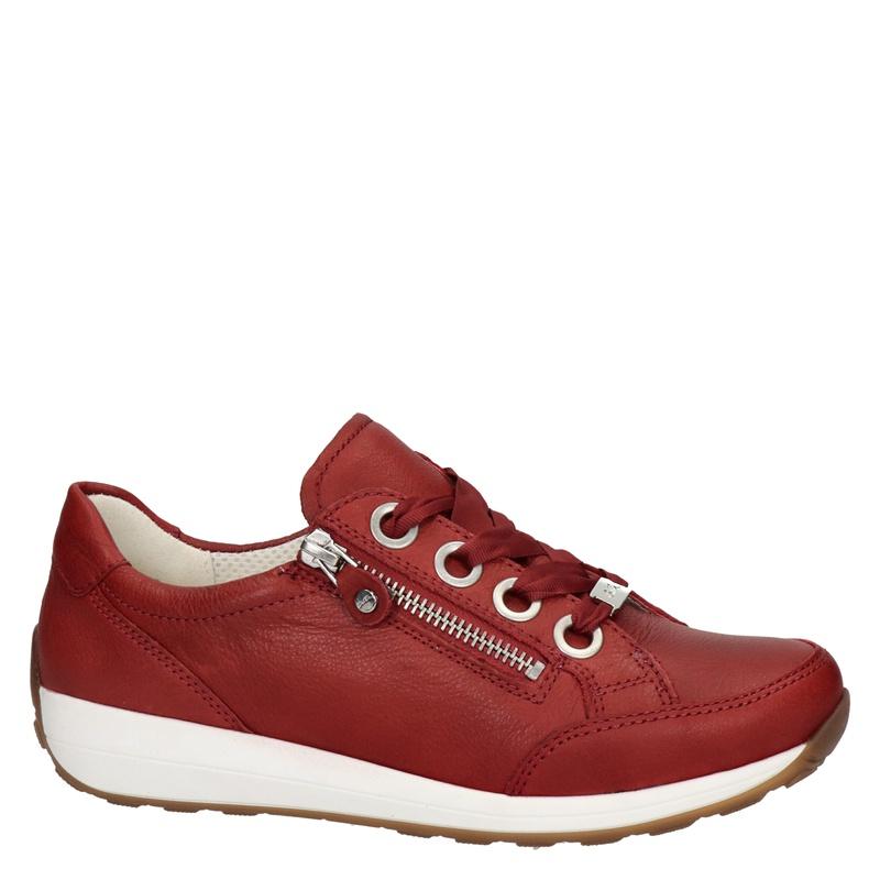Ara Osaka - Lage sneakers - Rood