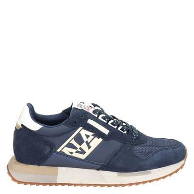 Napapijri Vicky - Lage sneakers - Blauw