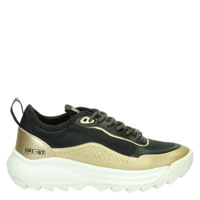 Napapijri Flint - Lage sneakers - Zwart