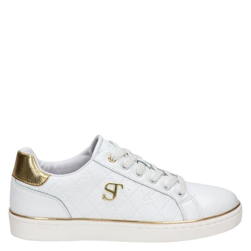 Supertrash Lela - Lage sneakers - Wit