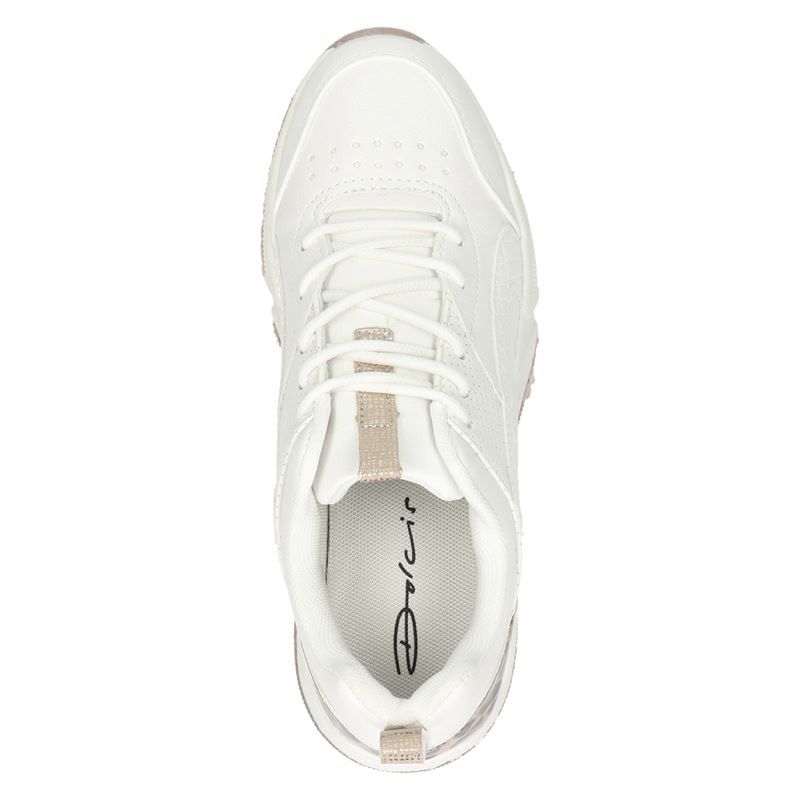 Dolcis - Lage sneakers - Wit