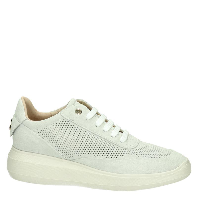 Geox Rubidia - Lage sneakers - Ecru