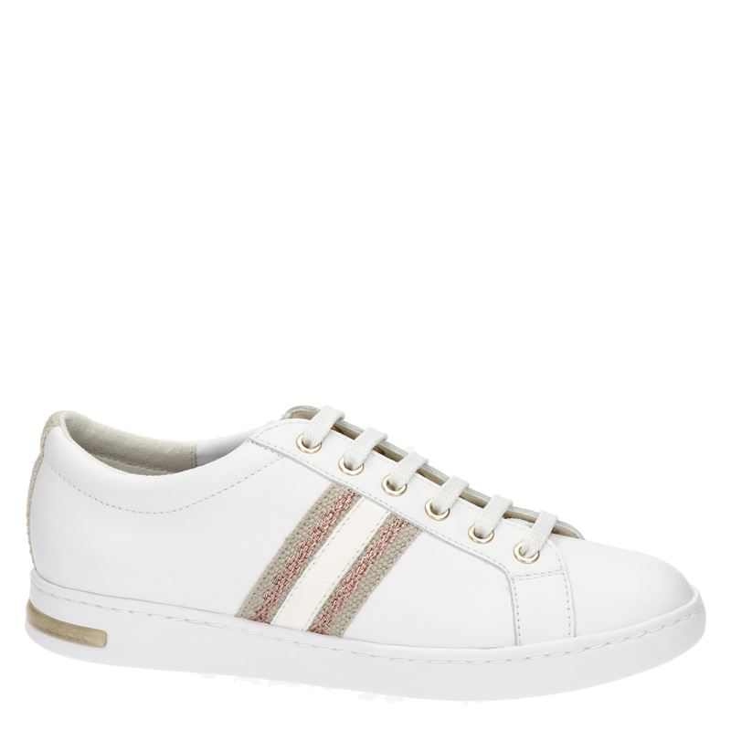 Geox Jaysen - Lage sneakers - Wit