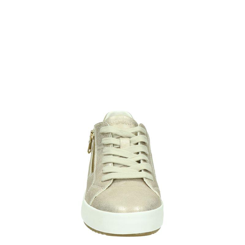Geox Blomiee - Lage sneakers - Goud