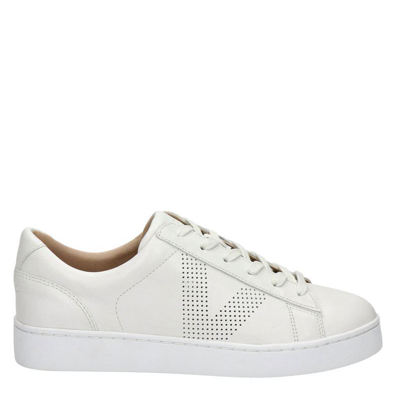 Vionic Honey LTHR - Lage sneakers - Wit