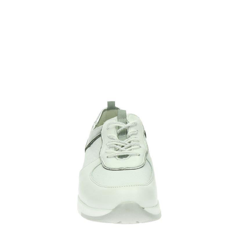 Waldläufer Petra - Lage sneakers - Wit