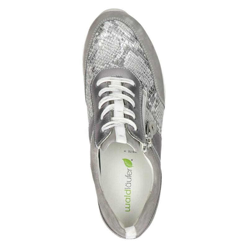 Waldläufer Petra - Lage sneakers - Grijs