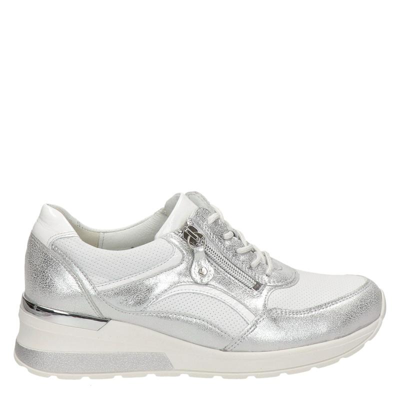 Waldläufer Clara - Lage sneakers - Wit