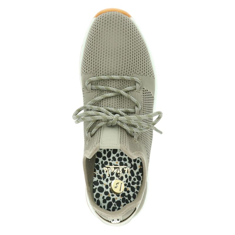La Strada - Lage sneakers - Taupe