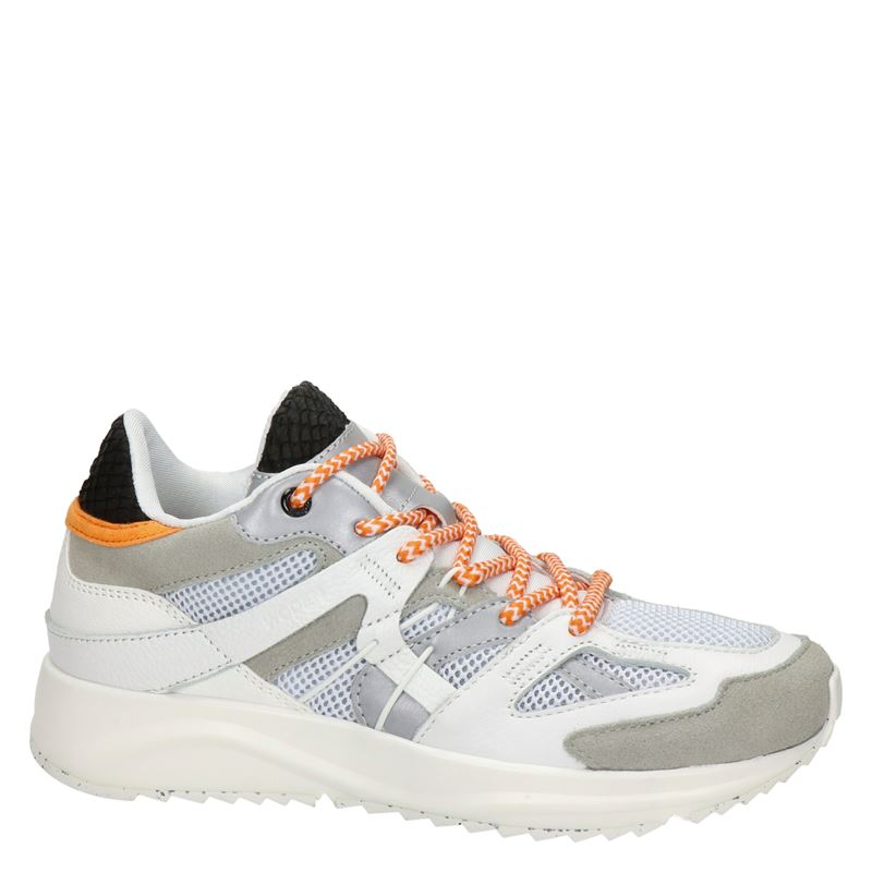 Woden Eve - Lage sneakers - Wit