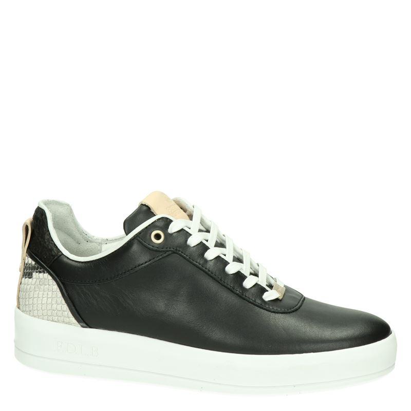 Fred de la Bretoniere - Lage sneakers - Zwart