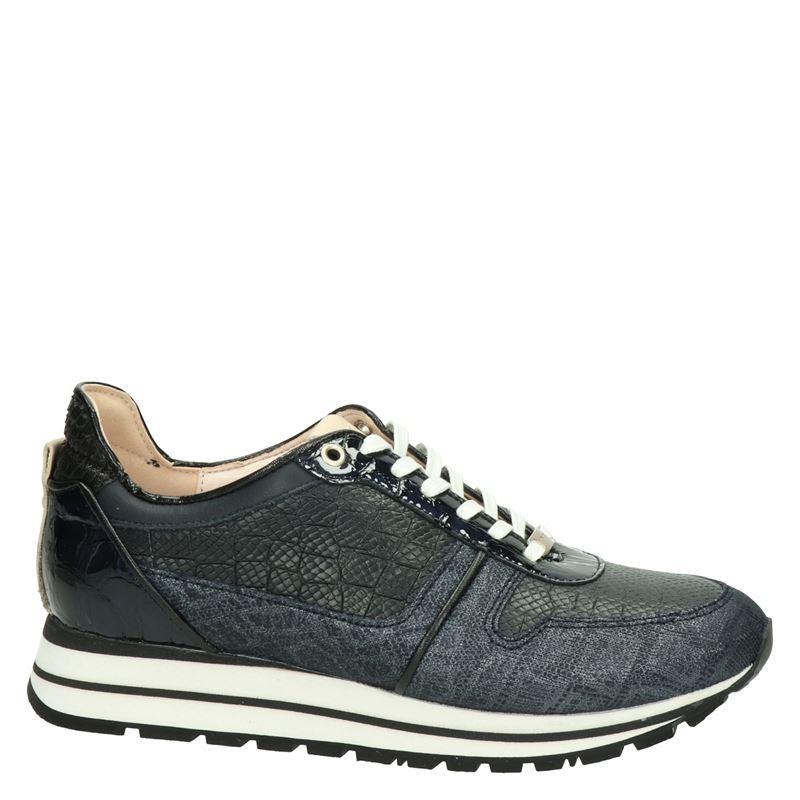 Fred de la Bretoniere - Lage sneakers - Blauw