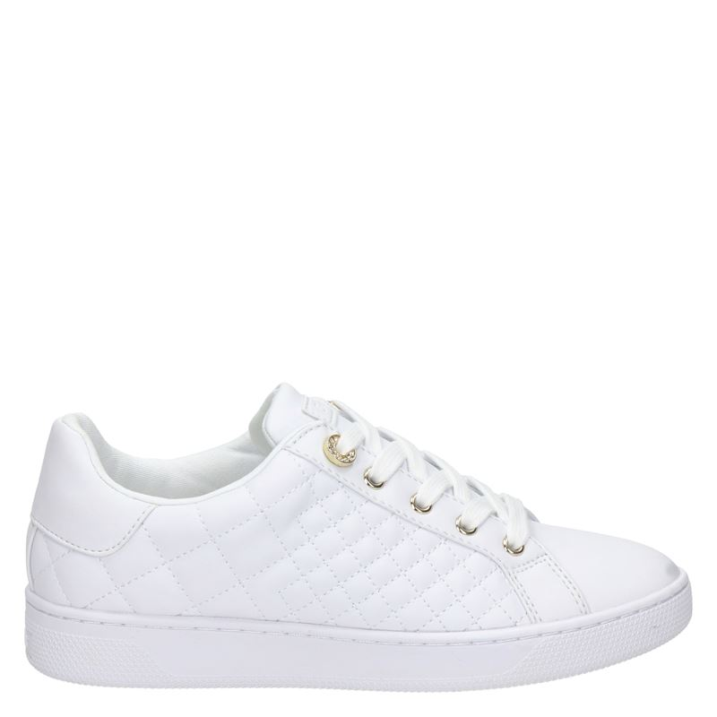 Guess Reace - Lage sneakers - Wit
