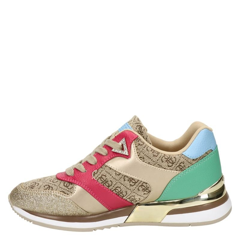 Guess Motiv - Lage sneakers - Multi