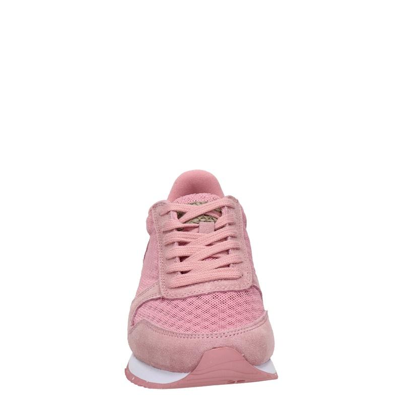 Woden Ydun Mesh II - Lage sneakers - Roze