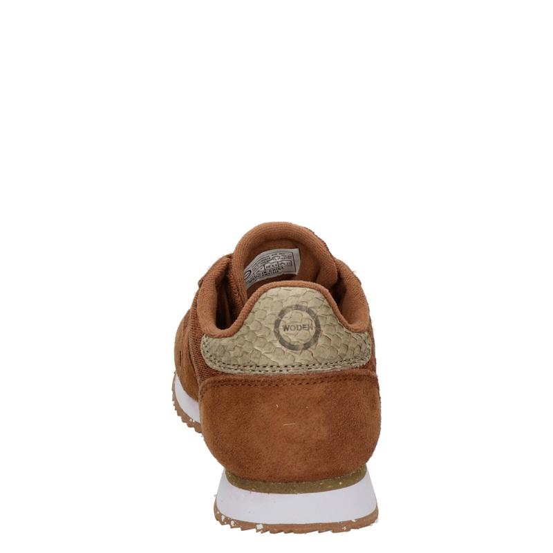Woden Ydun Mesh II - Lage sneakers - Bruin