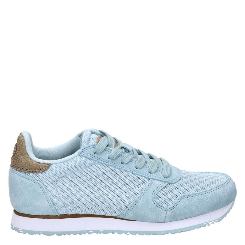 Woden Ydun Mesh II - Lage sneakers - Blauw