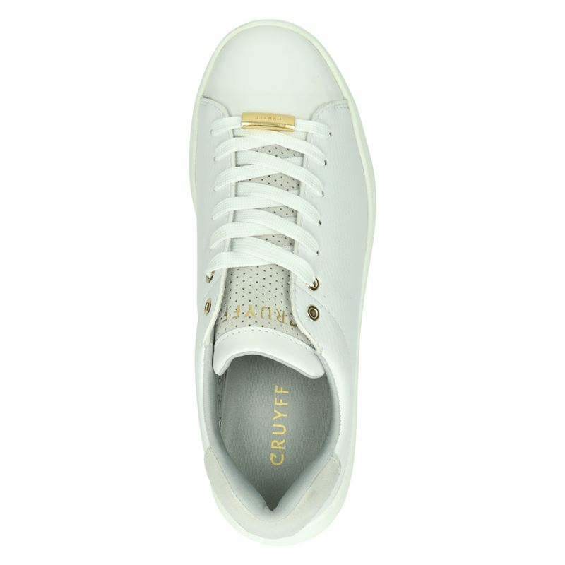 Cruyff Pure - Lage sneakers - Wit