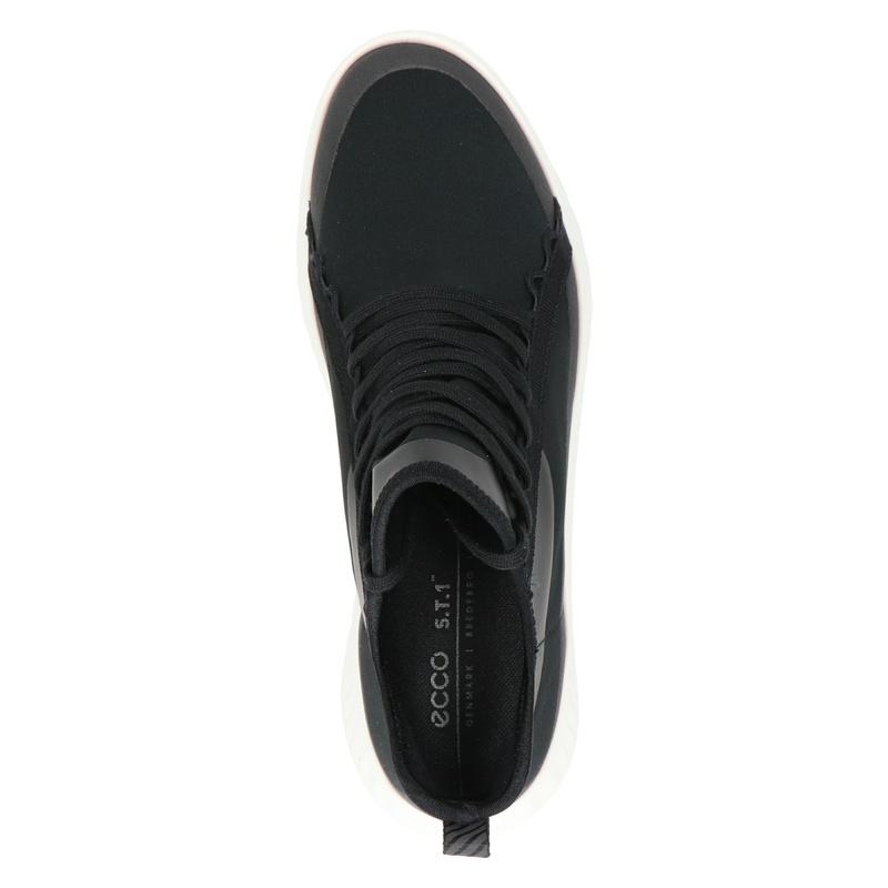 Ecco ST.1 Lite - Lage sneakers - Zwart