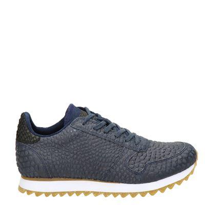 Woden Ydun Croco II - Lage sneakers