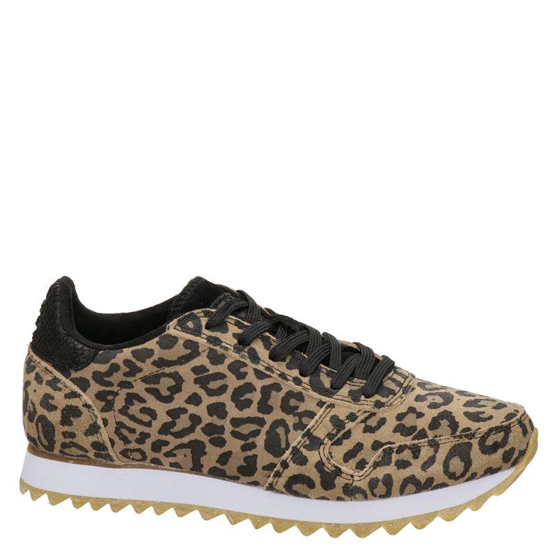 Woden Ydun - Lage sneakers - Bruin
