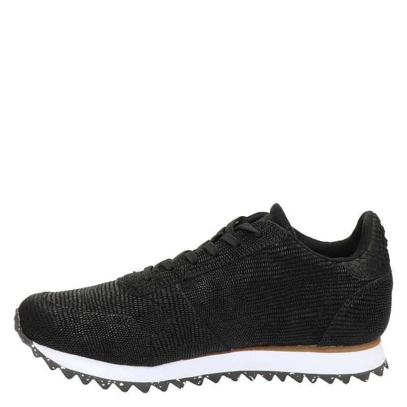 Woden Ydun pearl II - Lage sneakers - Zwart