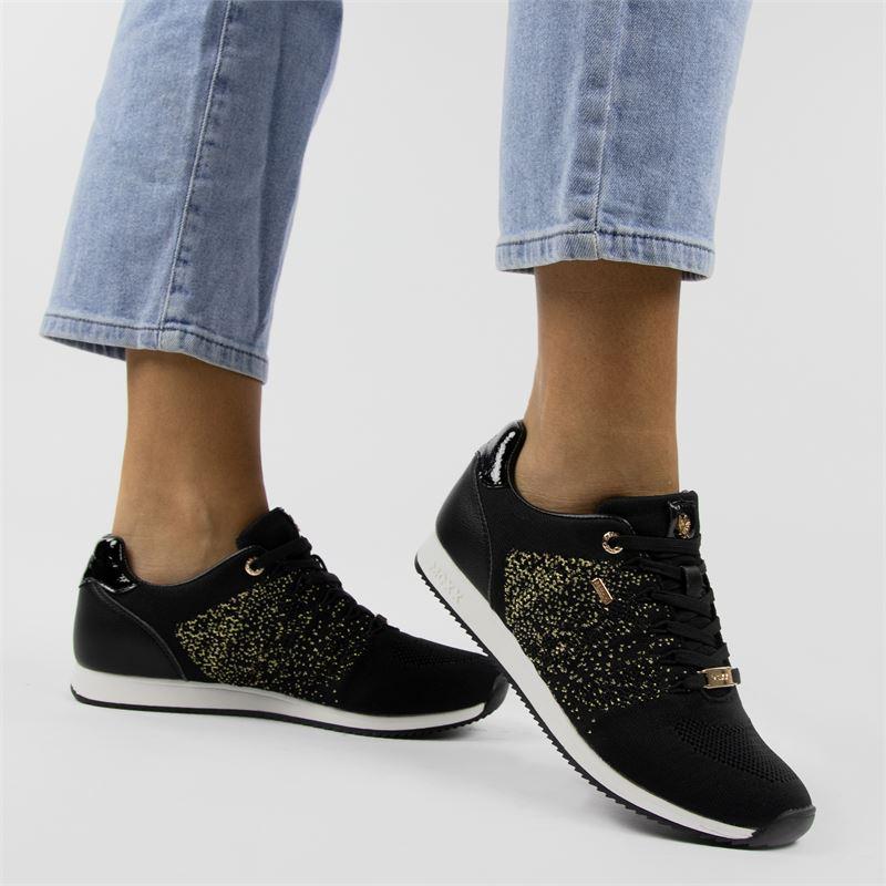 Mexx Djaimy 2 - Lage sneakers - Zwart