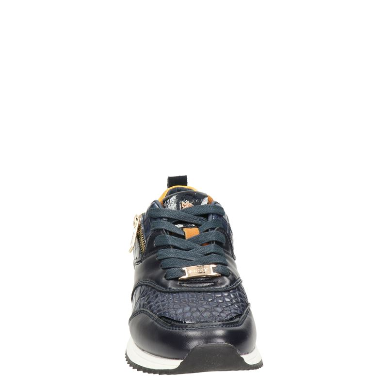 Mexx Finni - Lage sneakers - Blauw