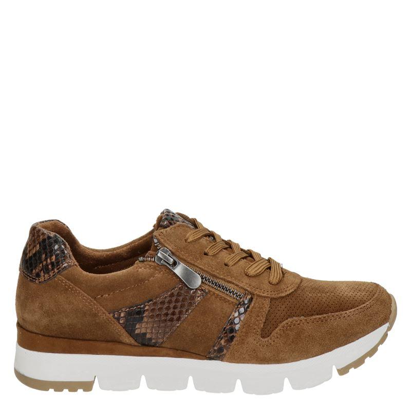 Marco Tozzi - Lage sneakers - Cognac