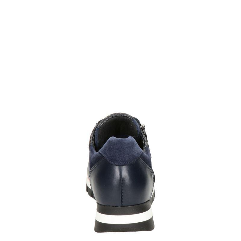 Gabor - Lage sneakers - Blauw