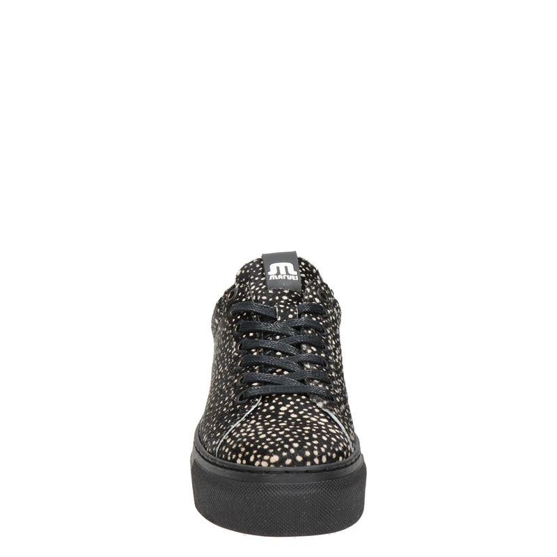 Maruti Ted - Platform sneakers - Zwart