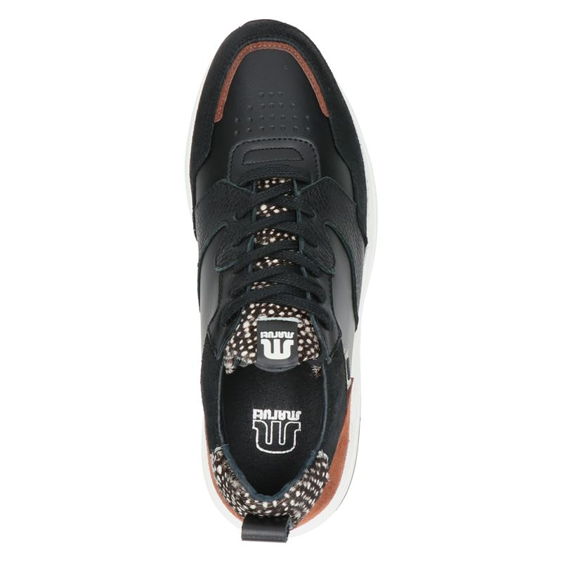 Maruti Faro - Dad Sneakers - Zwart