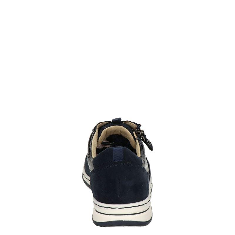 Ara Sapporo - Lage sneakers - Blauw