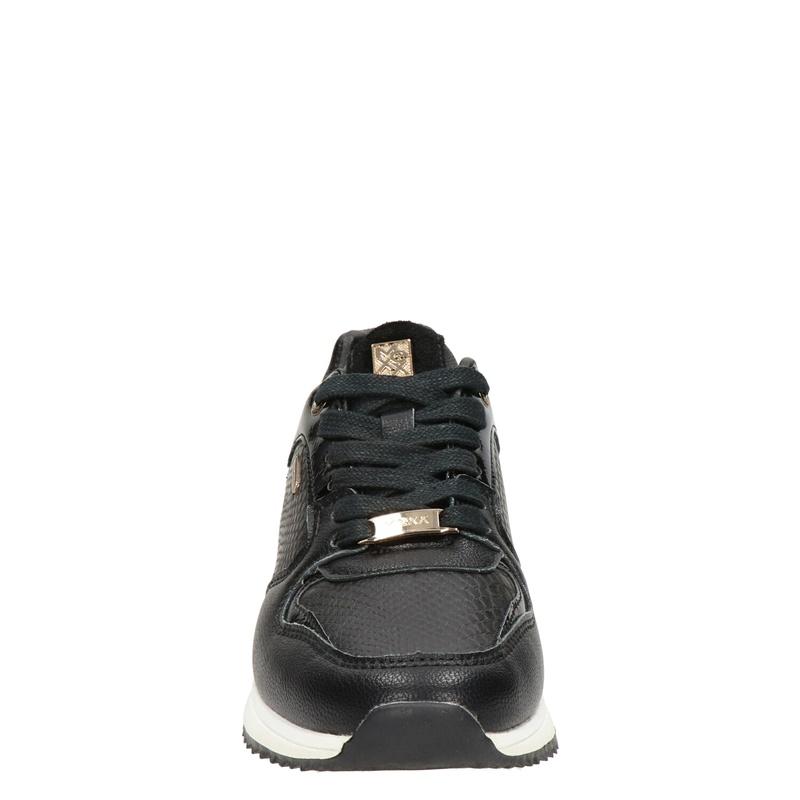 Mexx Fleur - Lage sneakers - Zwart