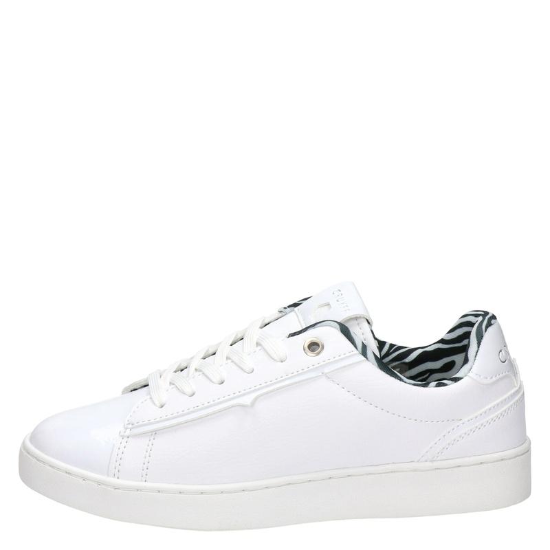 Cruyff Challenge - Lage sneakers - Wit
