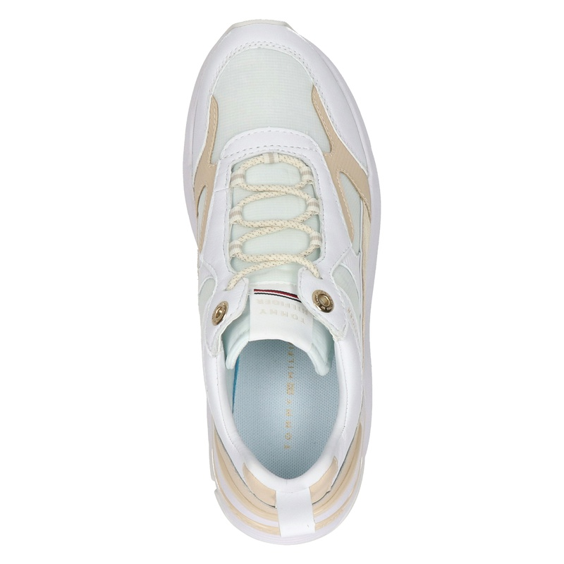Tommy Hilfiger Sport - Dad Sneakers - Ecru