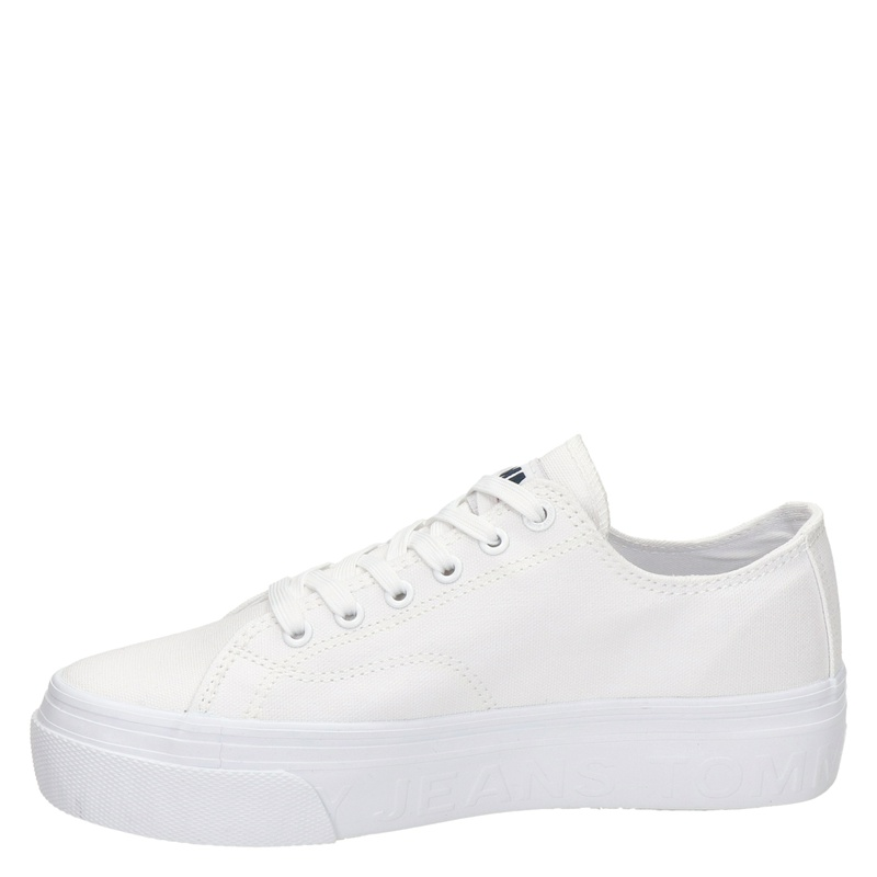Tommy Jeans - Platform sneakers - Wit