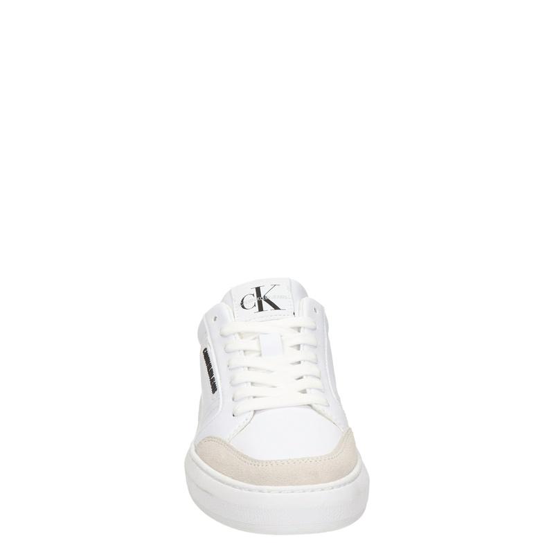 Calvin Klein - Lage sneakers - Wit