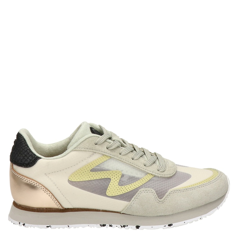 Woden Naja - Lage sneakers - Ecru