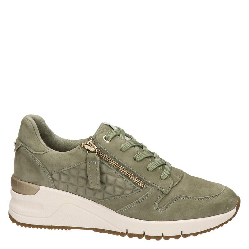Tamaris - Lage sneakers - Groen
