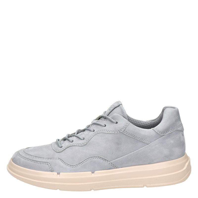 Ecco Soft X - Lage sneakers - Grijs