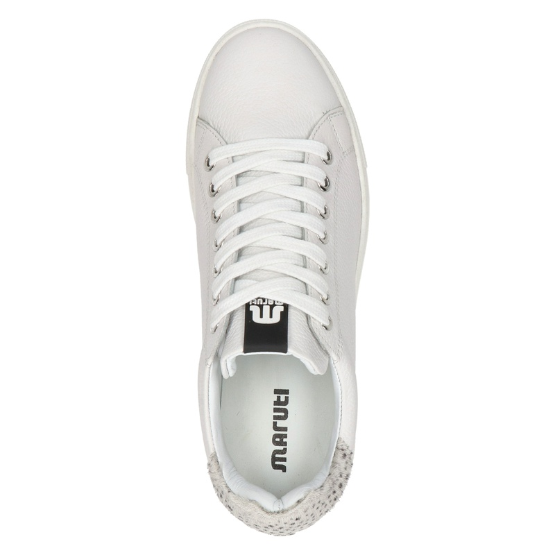 Maruti Ted - Lage sneakers - Wit