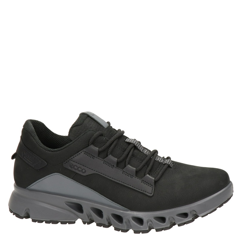 Ecco Multi Vent - Lage sneakers - Zwart