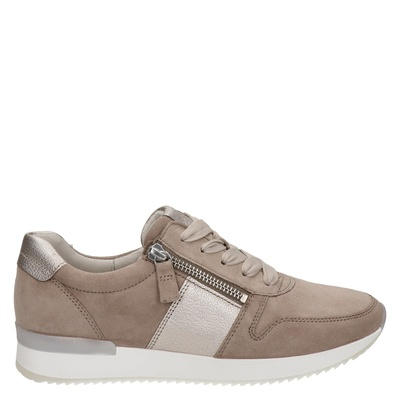 Gabor - Lage sneakers - Taupe