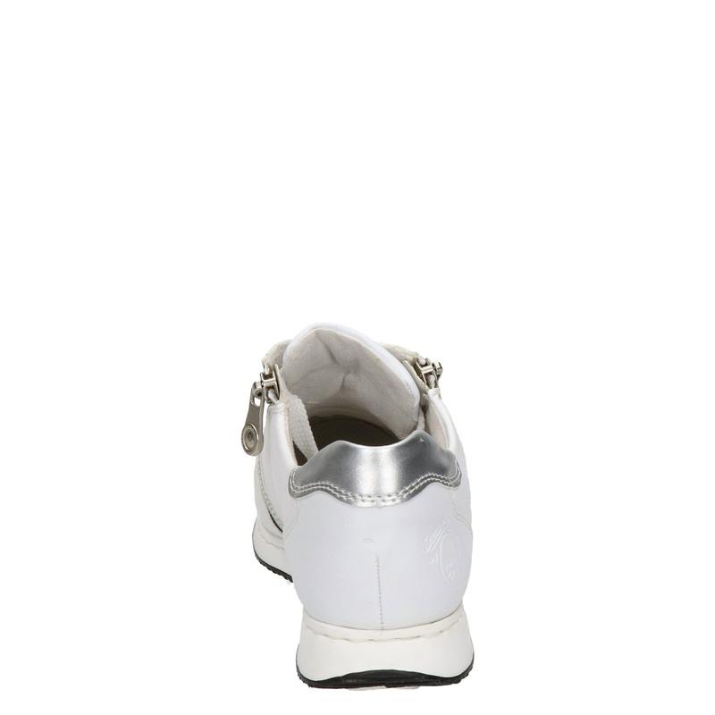 Rieker - Lage sneakers - Wit