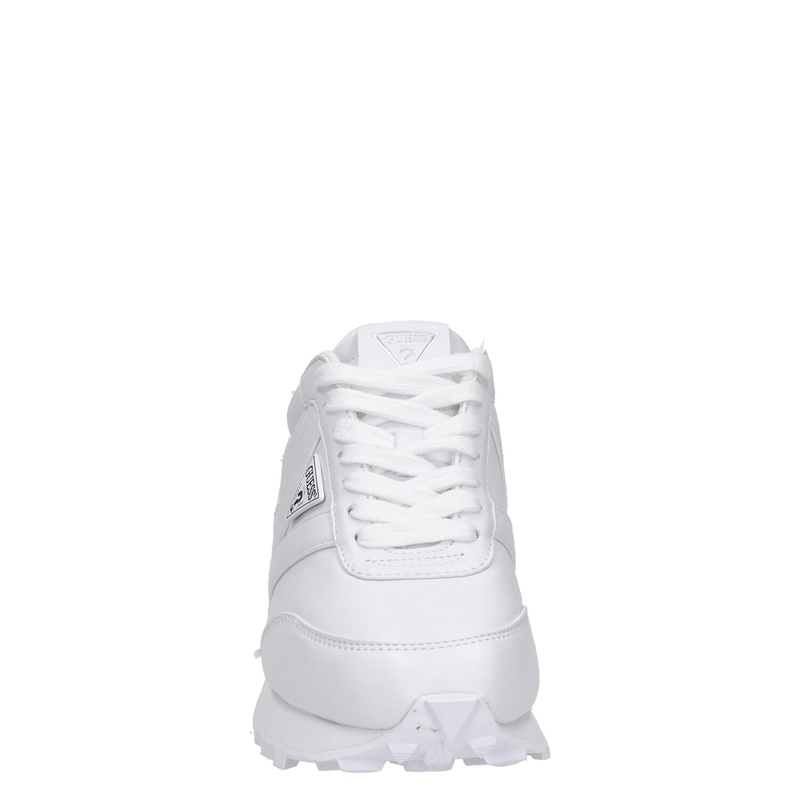 Guess Samsin - Lage sneakers - Wit