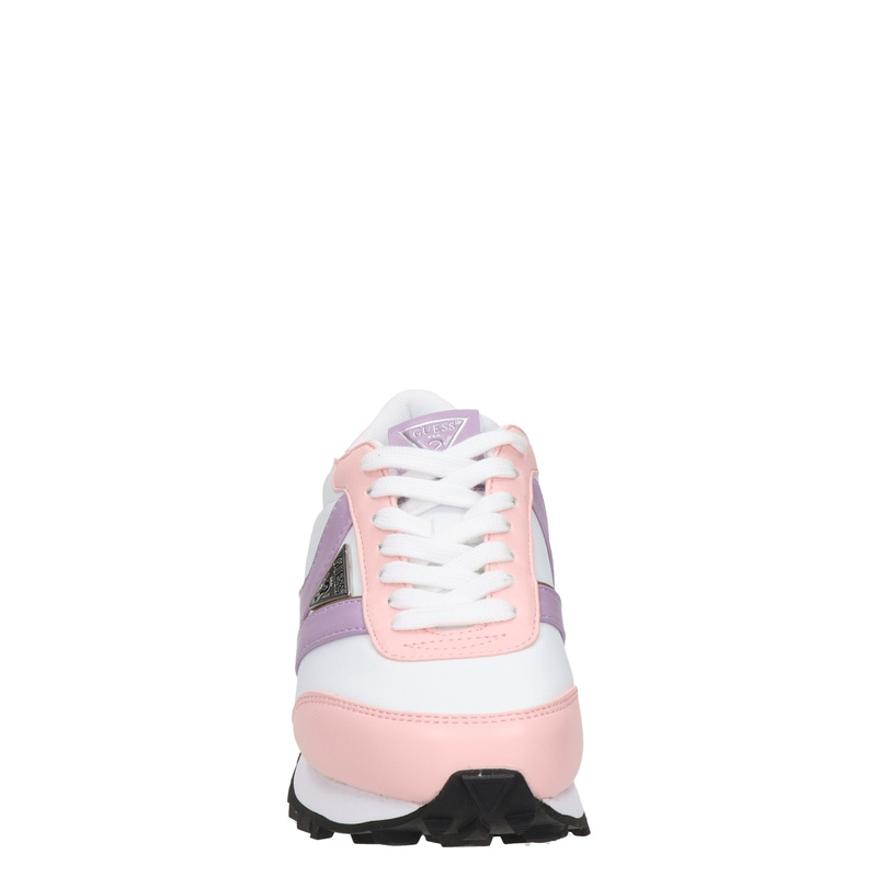 Guess Samin - Lage sneakers - Wit