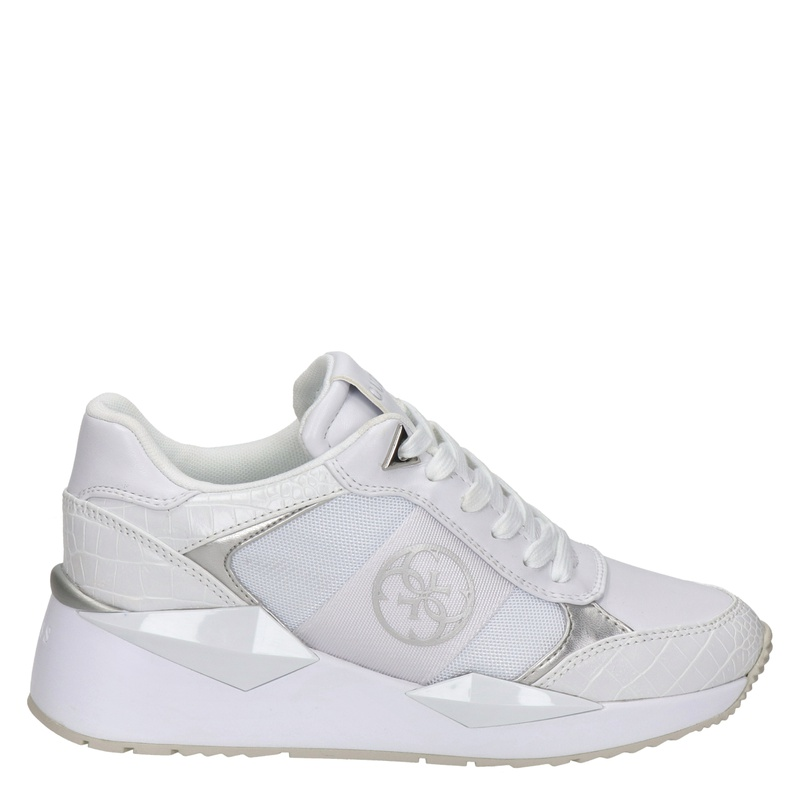 Guess Tesha - Lage sneakers - Wit