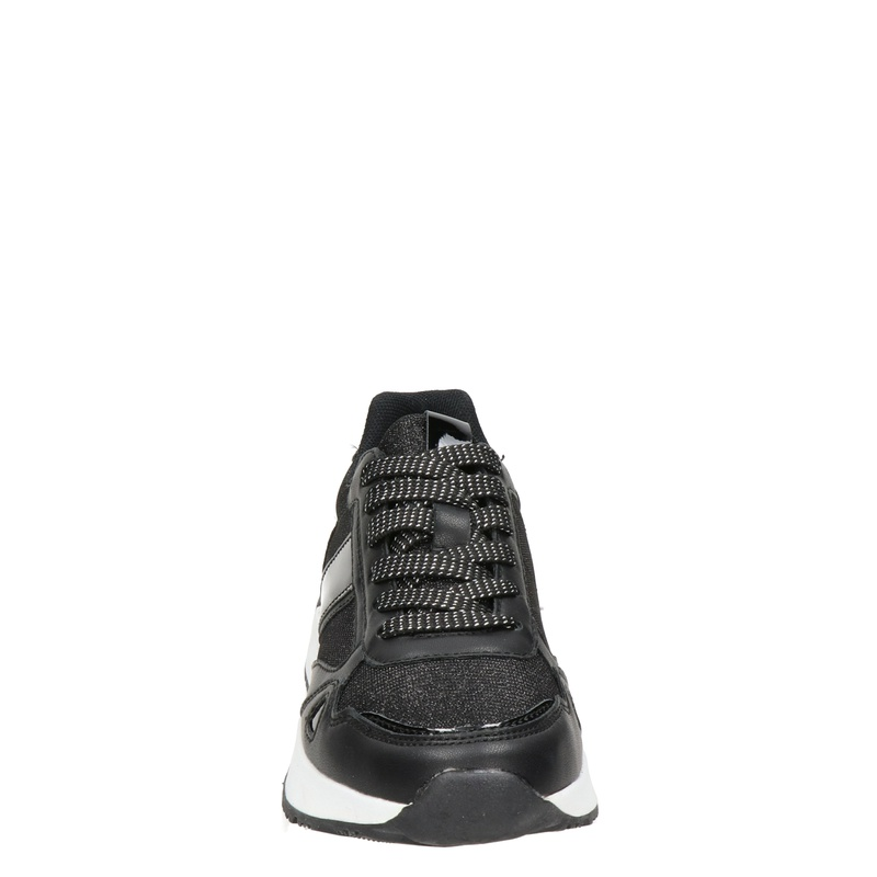 Dolcis - Lage sneakers - Zwart